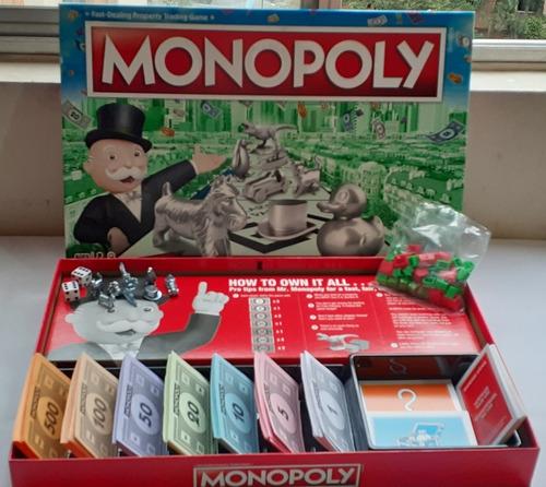 económico  juego monopolio.