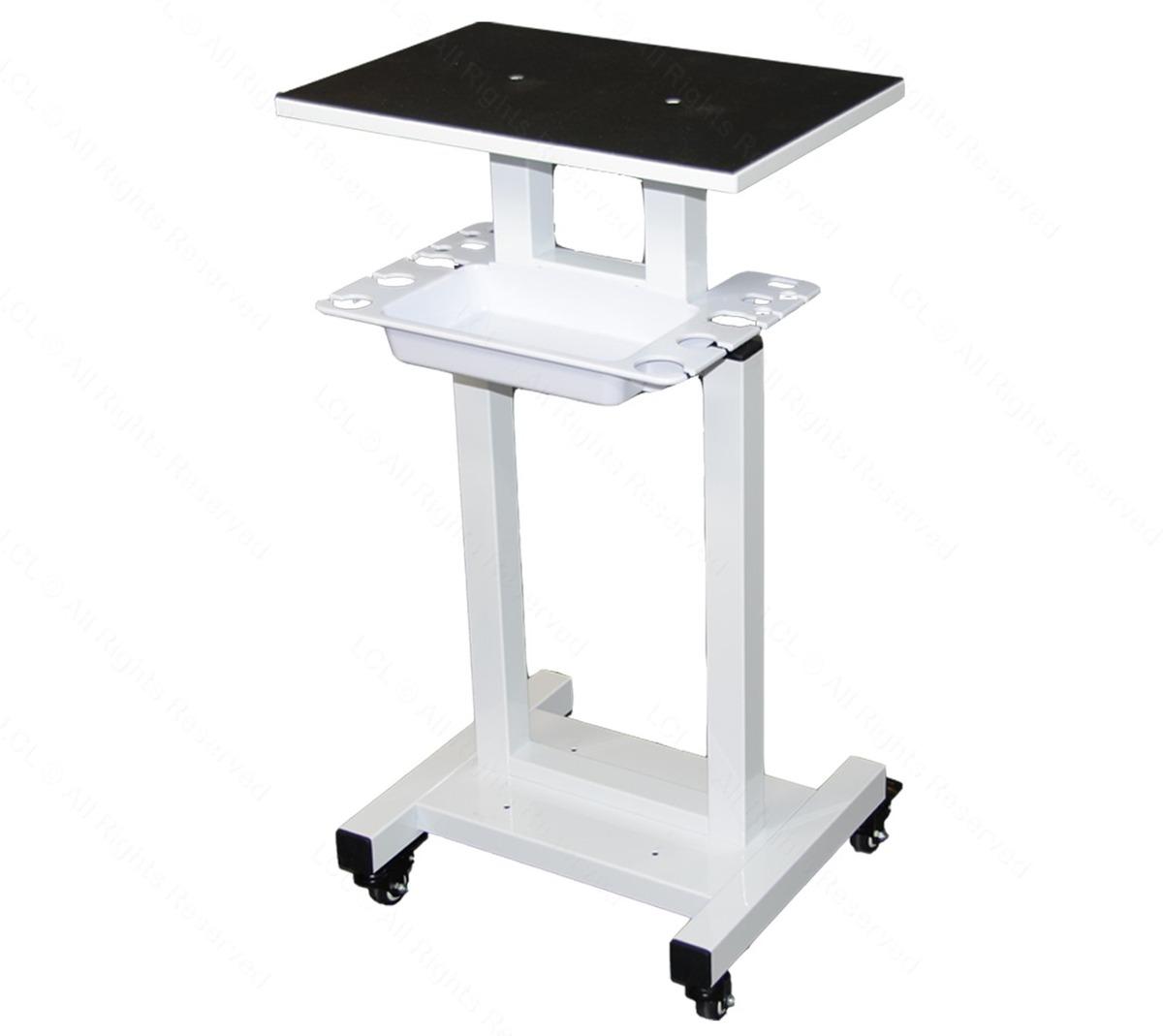 Económico Pedestal Mesa Con Ruedas Para Maquinas Spa, Salon - $ 4,770.00 en M...