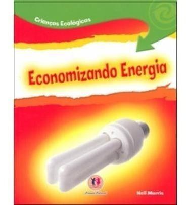 economizando energia - crianças ecológicas