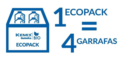 ecopack - desengrasante quita cochambre bio industrial