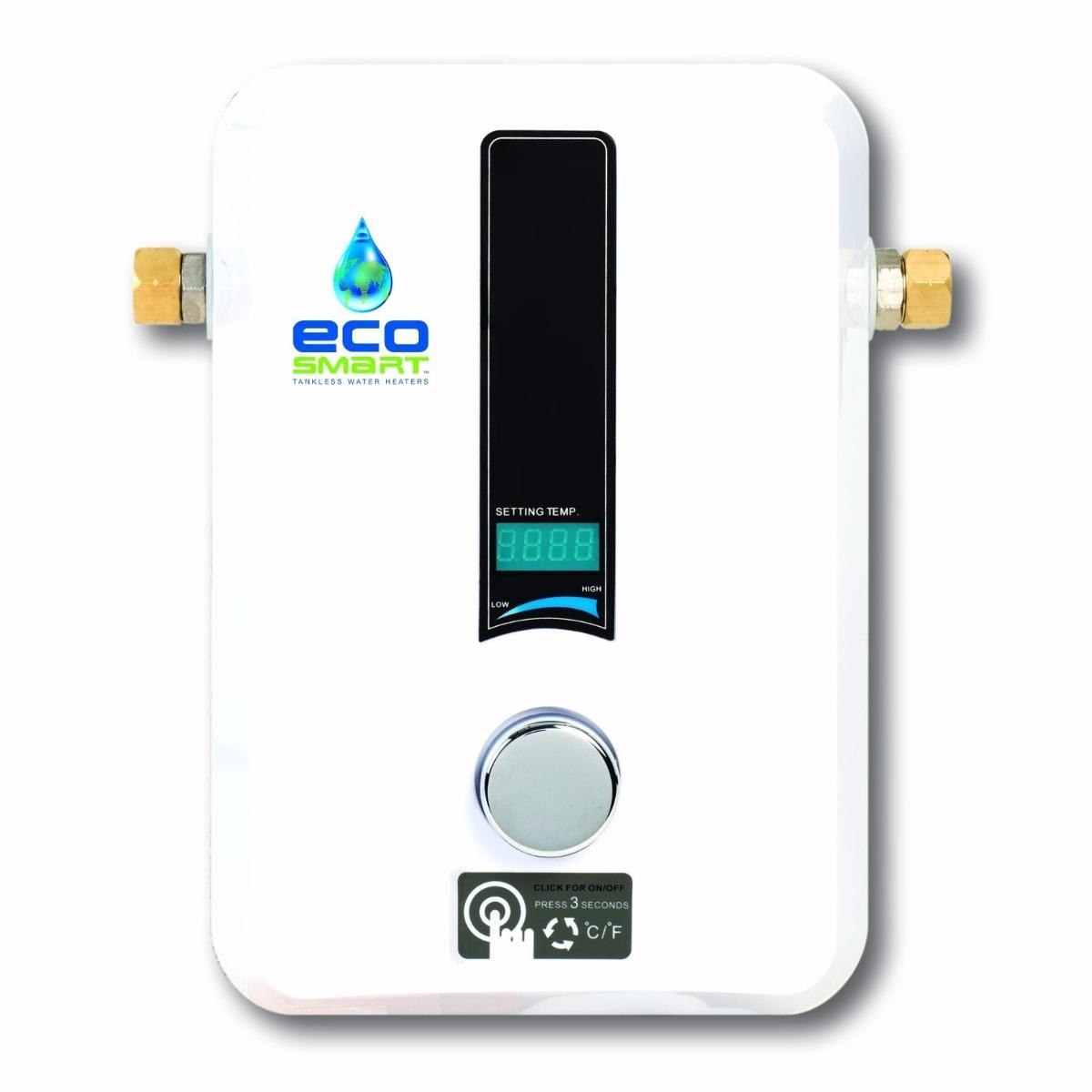 Ecosmart Eco 11 Calentador De Agua El 233 Ctrico Sin Tanque