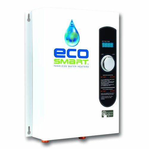 Ecosmart eco 18 el ctrico sin tanque calentador de agua - Calentador electrico de agua precio ...