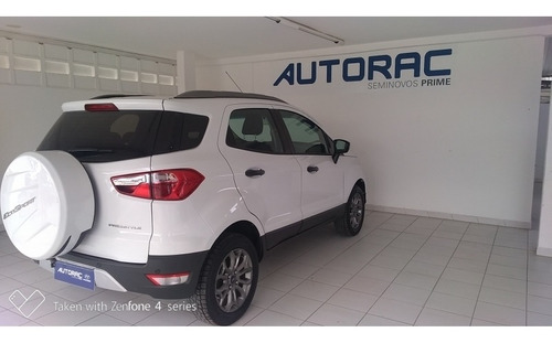 ecosport 1.6 freestyle 16v flex 4p powershift 38000km