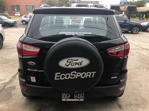 ecosport diesel unico dueño , muy buena !!!