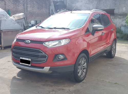 ecosport freestyle 1.6 2013 km 98.000