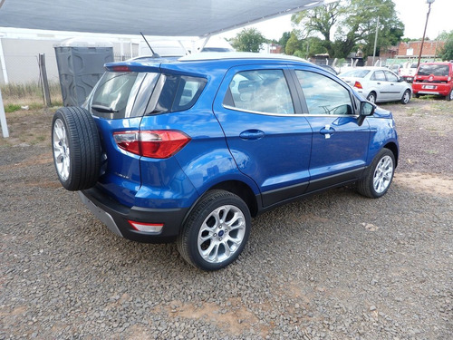 ecosport titanium 1.5l mt 4x2 con permuta y financiacion