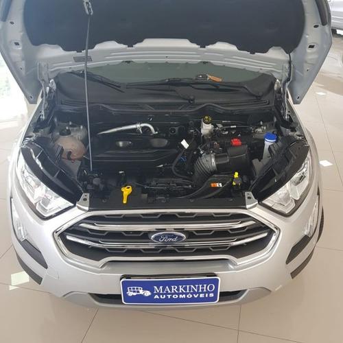ecosport titanium 2.0 aut. 18/19