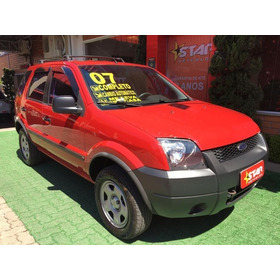 Ecosport Xls 2.0 2007 Starveiculos