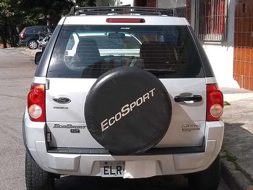 ecosport xlt 2.0/ 2.0 flex 16v 5p aut. 2010/2010