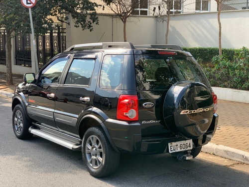ecosport xlt freestyle 1.6 flex 2011