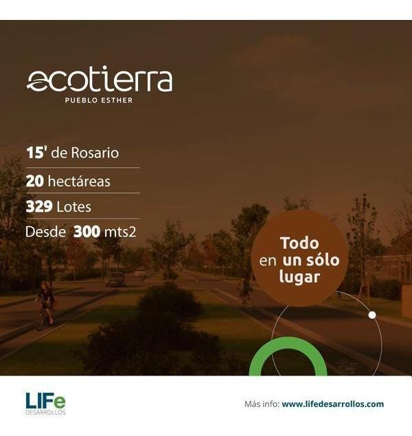 ecotierra - pueblo esther - life desarrollos