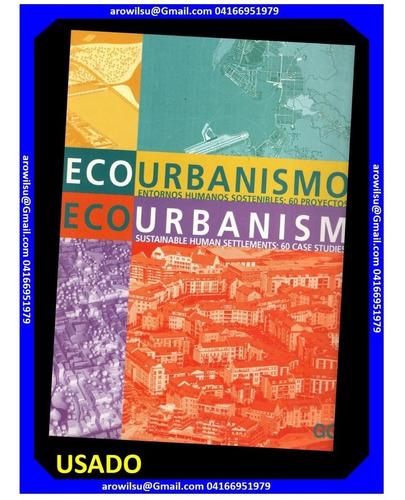 ecourbanismo libro fisico urbanismo arquitectura como nuevo