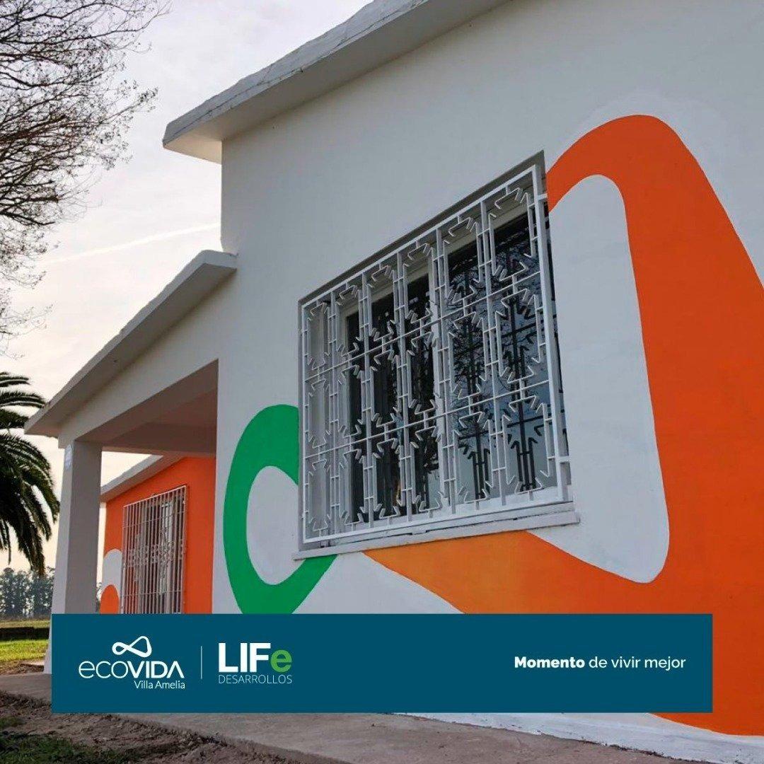 ecovida barrio abierto - lotes financiados - urbanizacion con servicios exclusivos - excelente oportunidad