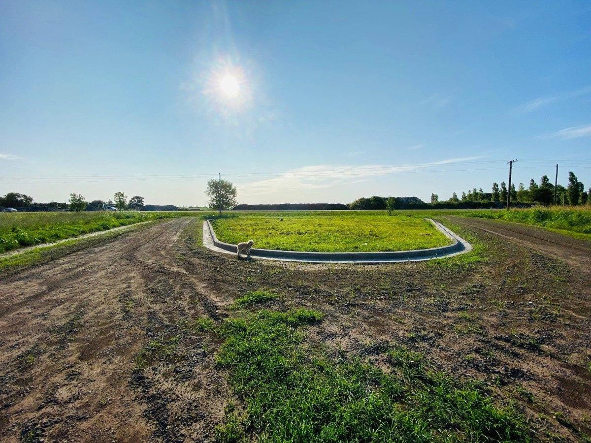 ecovida - nuevo desarrollo! vendo terreno de 300 m2 - financiado - a 15 minutos de rosario -