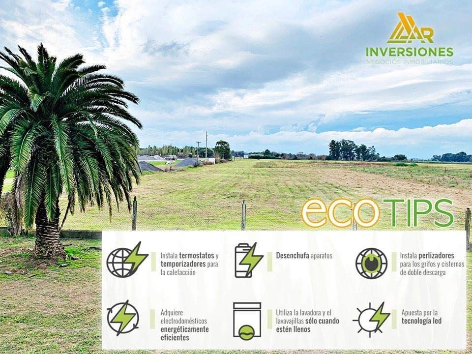 ecovida - urbanizacion sustentable donde proteger tus ahorros de la inestabilidad de las elecciones - financiacion en pesos