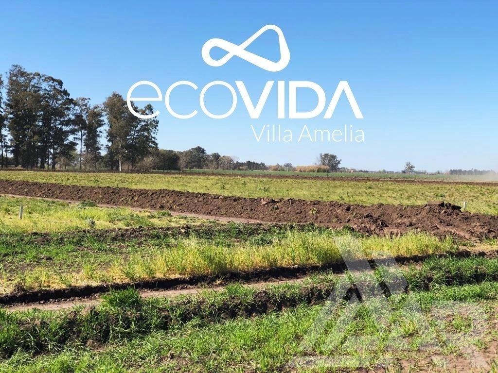 ecovida * villa amelia * 345 m2 * sobre ruta 18