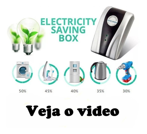 ecovolt bivolt economizador energia elétrica no brasil!