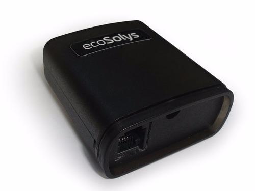 ecoweb box wifi p/ monitoramento inversor ecos 1000 e 2000