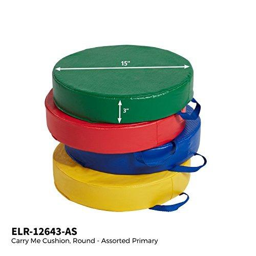 ecr4kids softzone carry me cojines piso un aula flexible 3 e