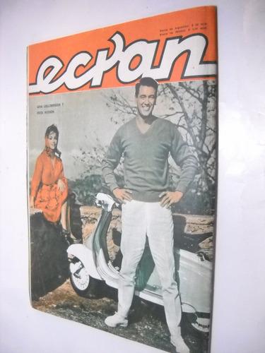 ecran antonella lualdi rock hudson año 1962