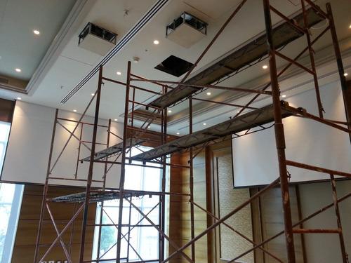 ecran ,proyectores,lamparas,reparacion e instalacion