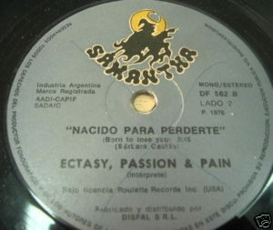 ectasy passion and pain ask me simple argentino