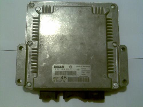 ecu ecm o computador  peugeot 307