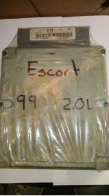 1999 Ford Escort ecm ecu computer XS4F-12A650-SA