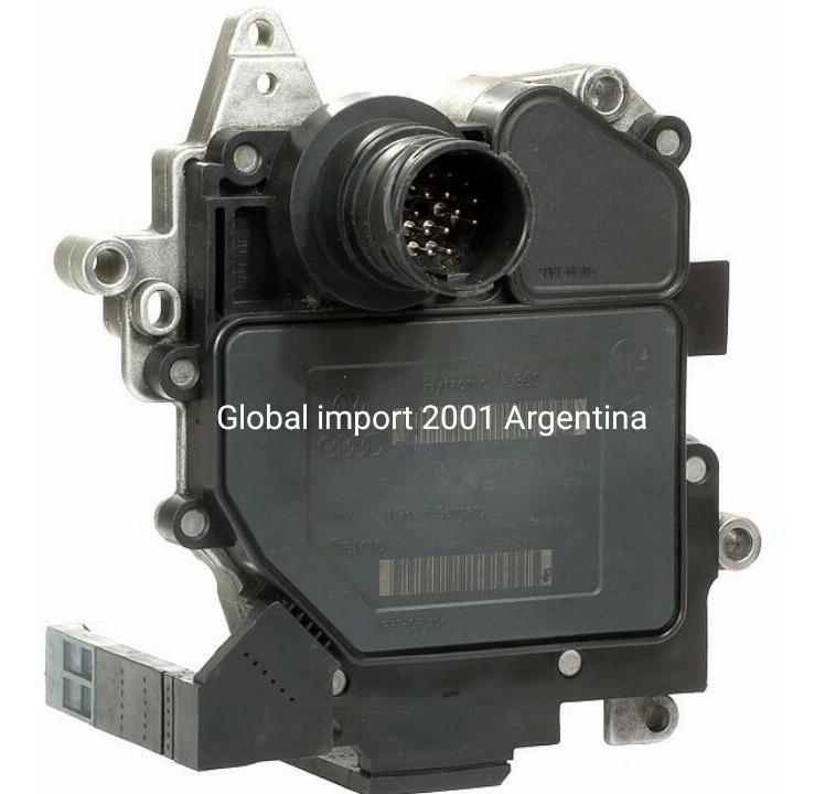 Ecu Multitronic Cvt Audi A4 Caja Automatica 01j - $ 27 000,00