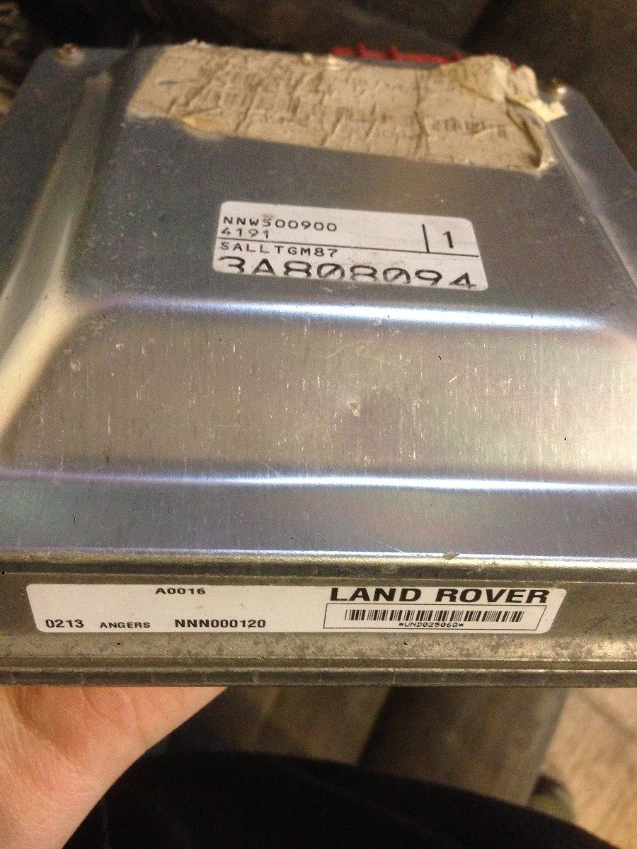 land rover discovery cambio manual