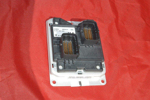 ecu pcm computador de zafira astra 2.0 año 2002 2003 2004 05
