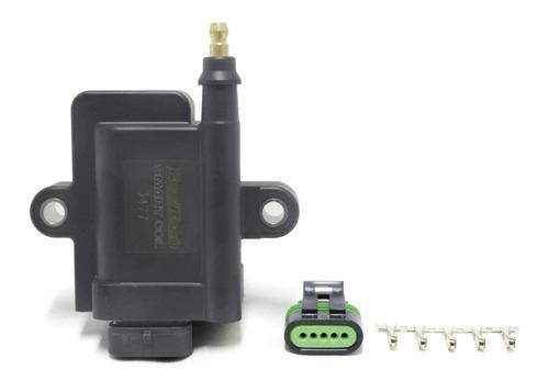 ecu programable fueltech ft500 lite  + 4 bobinas con módulo