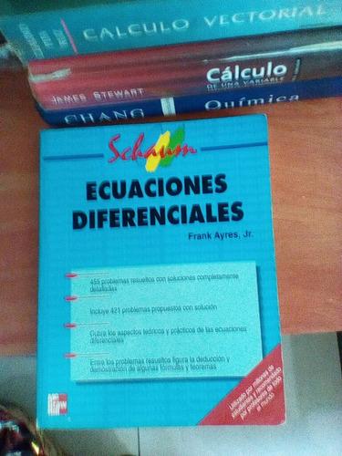 ecuaciones diferenciales schaum de frank ayres zz