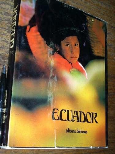 ecuador delroisse (grande, tapa dura, ilustrado)
