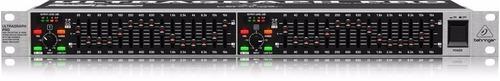 ecualizador behringer ultragraph pro fbq1502 hd grafico dj