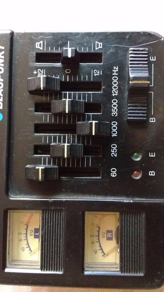 Ecualizador Blaupunkt Modelo Beg 60 Vintage 5 499 00