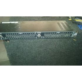 Ecualizador Dbx Modelo 215