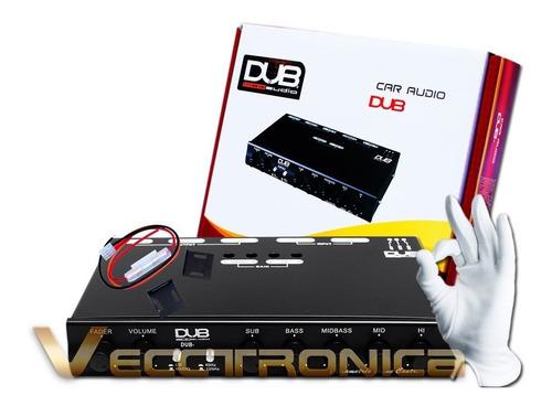 ecualizador de 5 bandas  y accesorios audiobahn vecctronica