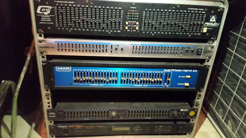 ecualizador de sonido profecional, sounbarry. de 15 bandas