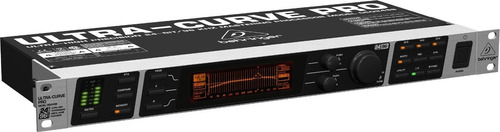 ecualizador digital ultracurve  feedback behringer deq2496