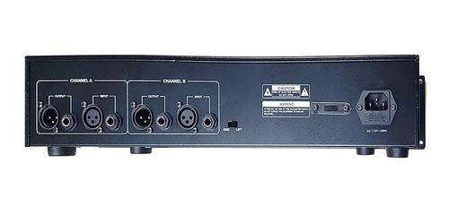 ecualizador eq-231  31 bandas dos canales  revolution nuevo