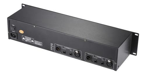ecualizador eq-231 canal dual 31 bandas para bastidor 2u