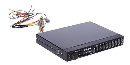 ecualizador gráfico pasivo estéreo soundxtreme de 7 bandas c