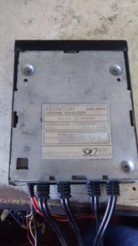 ecualizador kenwood 4041 vintage