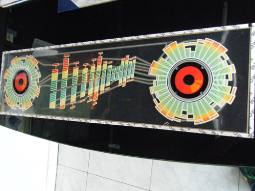 ecualizador led audioritmico