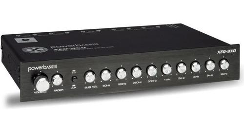 ecualizador powerbass xeq-9xo