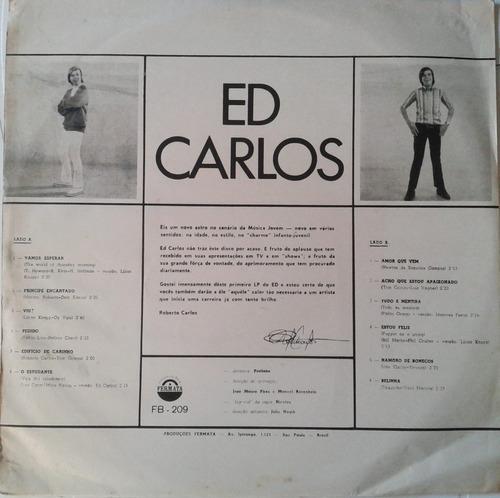 ed carlos - 1968  -  lp - ver o video