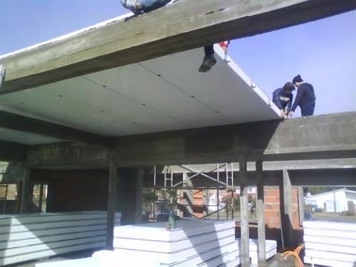 e.d. construccions . construya o reforme en isopanel.