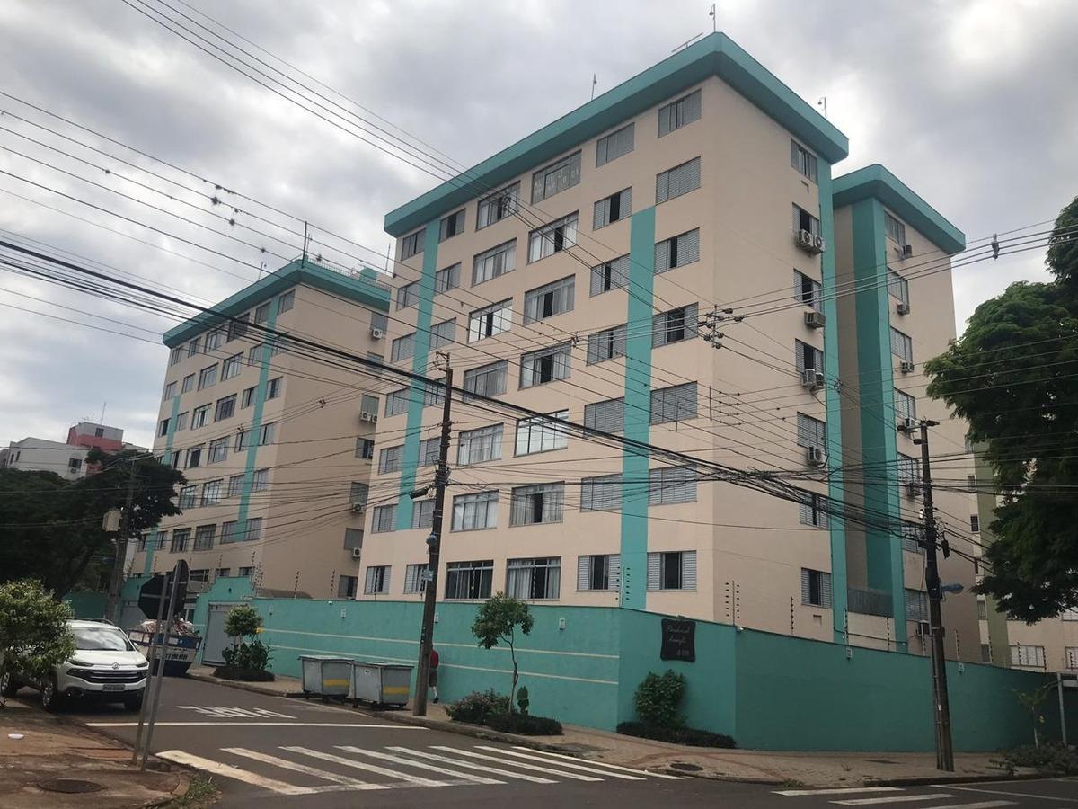 ed. edifício amarilys, 3 quartos andar alto