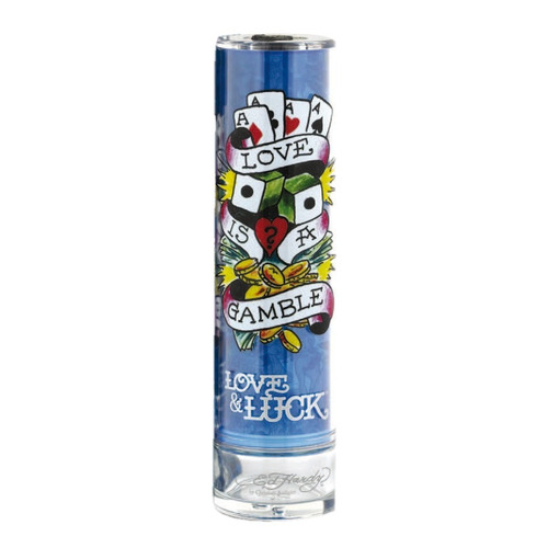 Ed Hardy Love And Luck By Christian Audigier: Ed Hardy Love & Luck Caballero 100ml Christian Audigier Msi